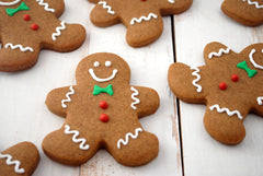 Gingerbread man history and facts