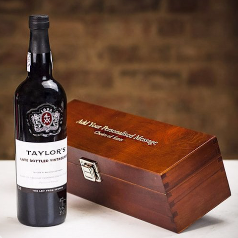 wedding gift ideas personalised port