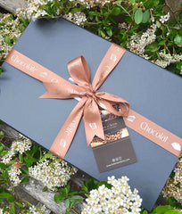 Competition small luxury chocolate gift box