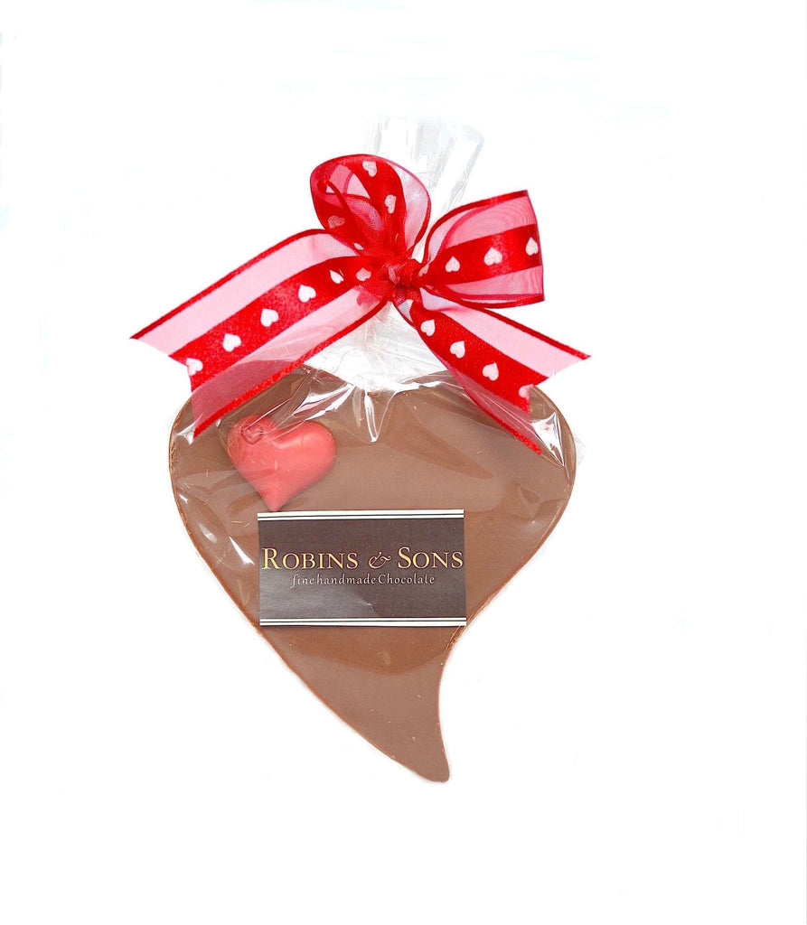 buy luxury valentine gift chocolate milk online shop heart