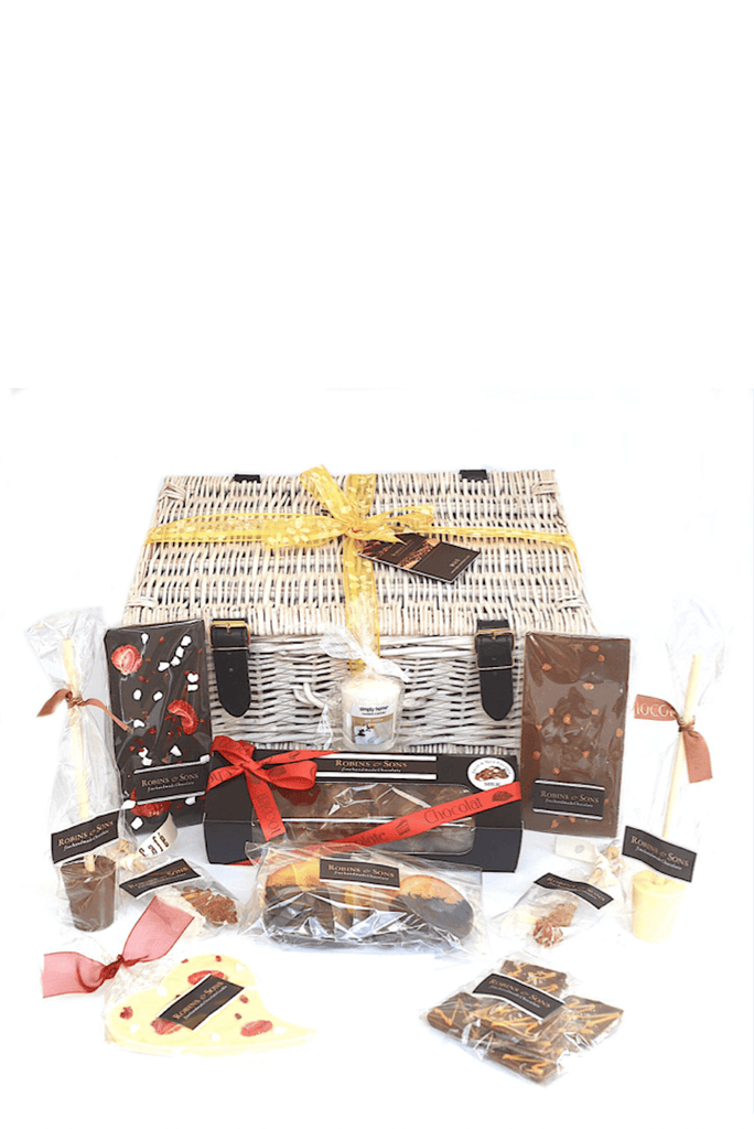 Luxury Belgian Chocolate Gift Hampers UK