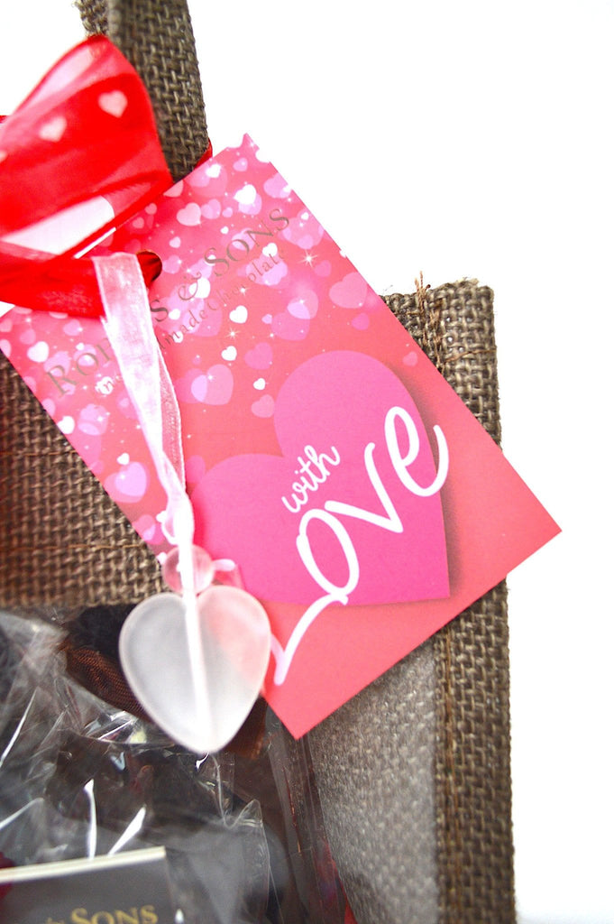Ruby Gift Bag - Dark