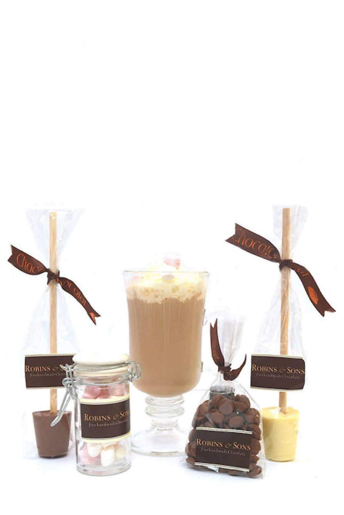 Hot Chocolate Gift Bag