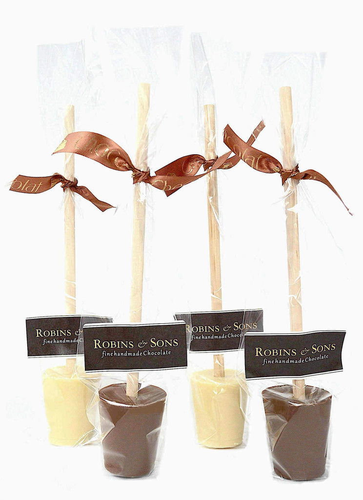 Mother's Day Hot Chocolate Stirrers - 4 pack (Mixed)