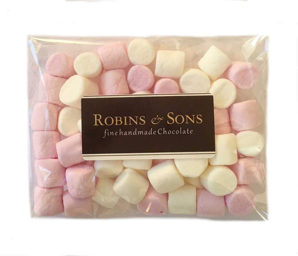 Mother's Day Hot Chocolate Gift Set contents - marshmallows
