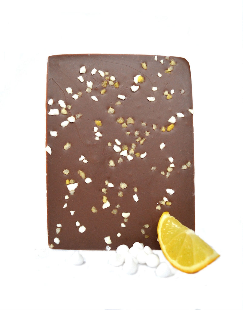 Luxury lemon milk chocolate buy online gift men corporate
