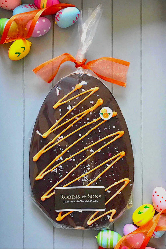 'Orange Crackle' Easter Egg - Dark