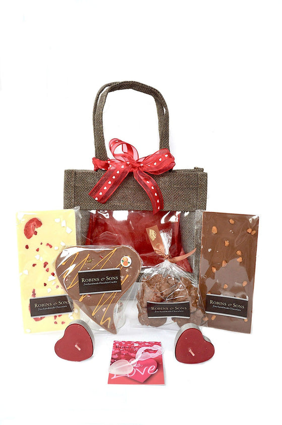 Ruby Gift Bag - Milk & White