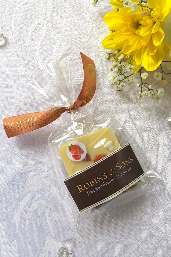 Luxury chocolate wedding event corporate Favour buy online UK