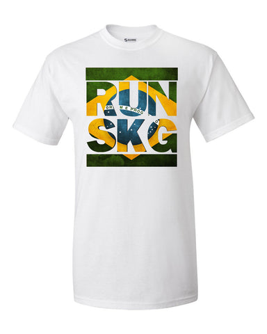 RUN SKG T-Shirt - Limited Brazil Edition
