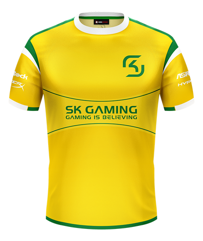 SK Gaming Jersey 2016