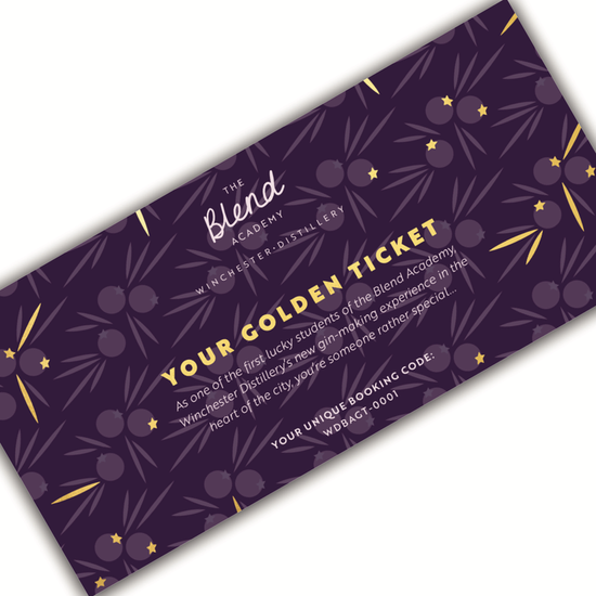 Blend Academy - Golden Ticket