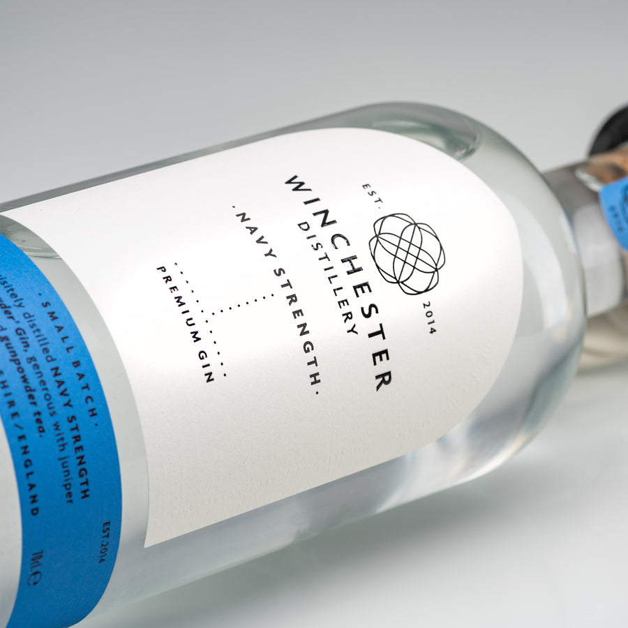 Navy Strength 'Gunpowder' Gin