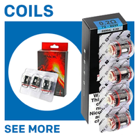 canada e-cigarette & vape replacement coils