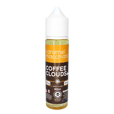 Coffee Clouds Caramel Macchiato Coffee E-liquid