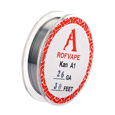 E-cigarette RDA Wire