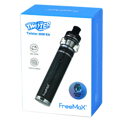 Freemax Twister 30W - Full Kit