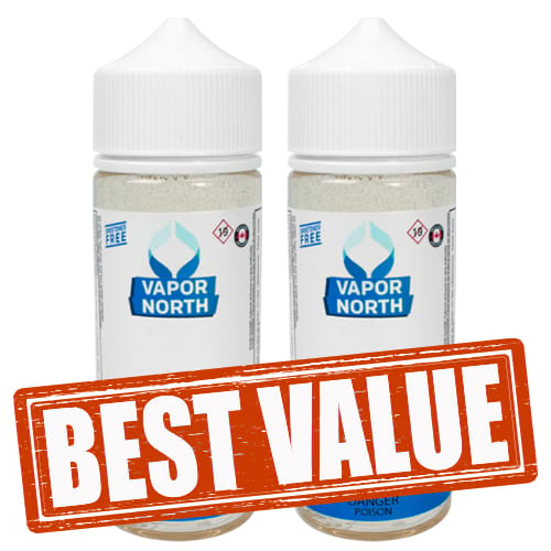 Vapor North 120ml E-liquid Bundle