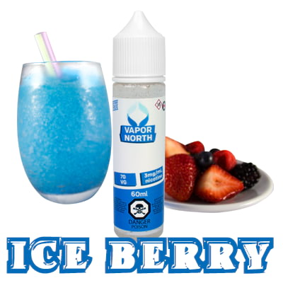 Vapor North Ice Berry E-liquid