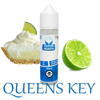 Vapor North Queens Key E-liquid