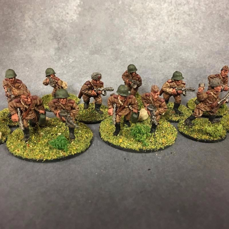 Axis Army Deal 40 28mm Miniatures Gaddis Gaming