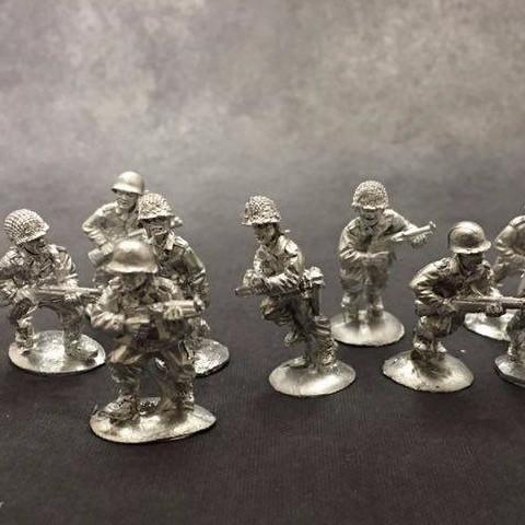 28mm WWII Minatures - Americans