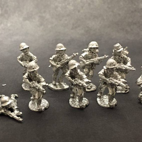 28mm WWII Minatures - Japanese