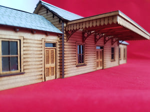Country Station based on Chudleigh - GWR