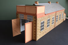 Load image into Gallery viewer, Engine Shed based on GWR Princetown shed - in 4mm & 7mm