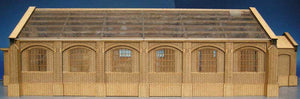 Goods Shed based on Gorleston GER in 7mm