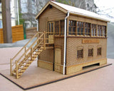 Signal Box based on Pewsey - GWR