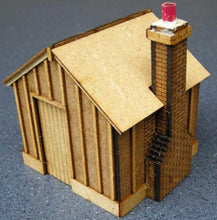 Load image into Gallery viewer, Platelayers Hut Apex Roof based on GWR region in 4mm & 7mm