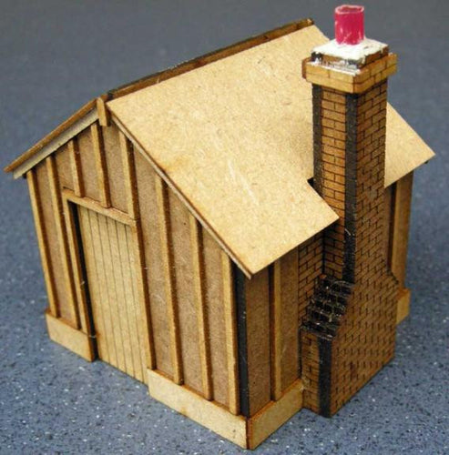 Platelayers Hut Apex Roof based on GWR region in 4mm & 7mm