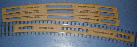 Track Laying Templates (7mm)