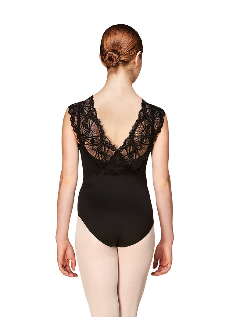 Ballett leotard Mondor black