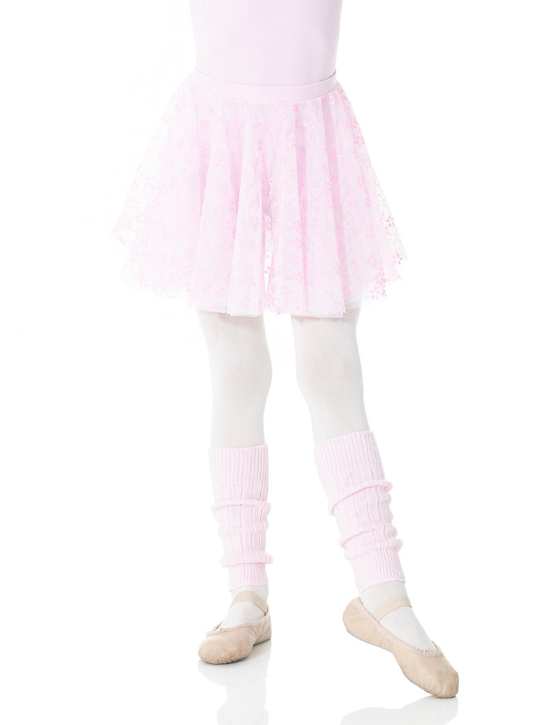 Capezio Leg Warmes Pink for children