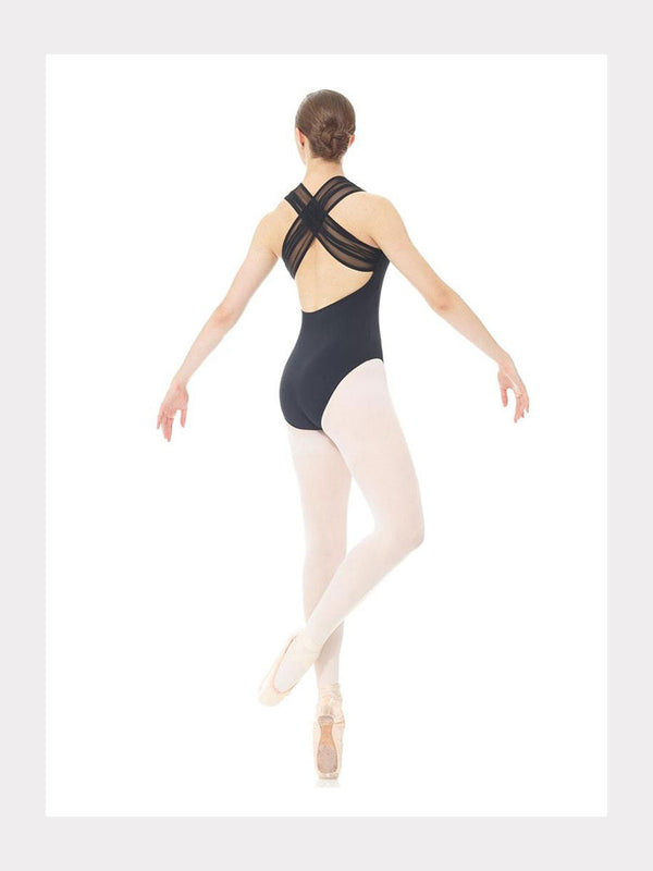 Mondor Ballet Leotard black Adults