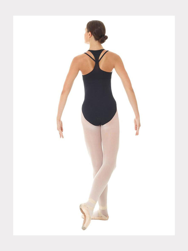 Mondor Dance Leotard with integrated BH Support Adults Black
