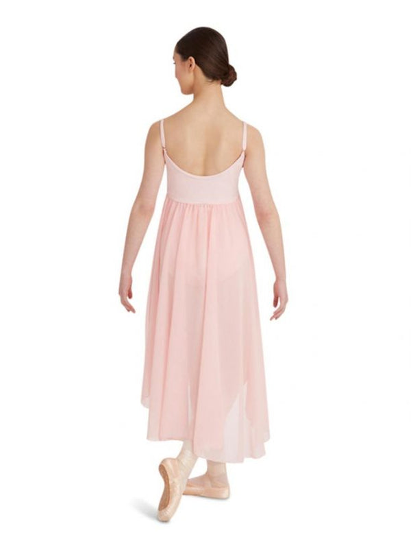 Ballett Empire Tanzkleid Rosa