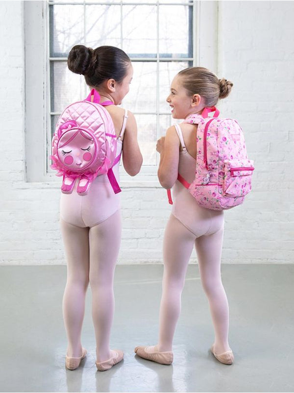 Capezio Bunnies Studio Bag Pink für Kinder