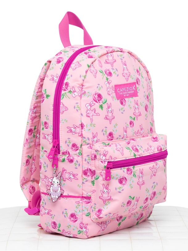 Capezio Bunnies Studio Bag Pink Kinder
