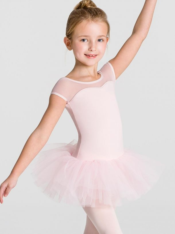 Capezio Keyhole Tutu dress Pink Kids