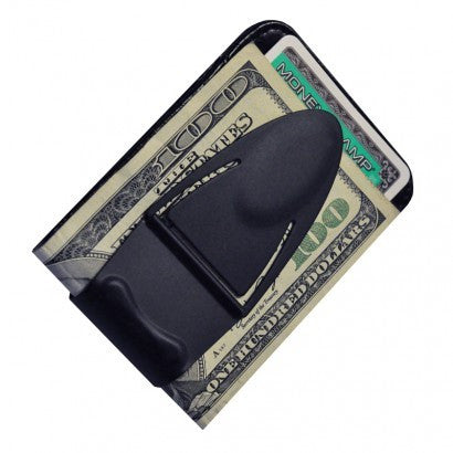 The Money Clamp - The World's Best Money Clip with RFID Wallet