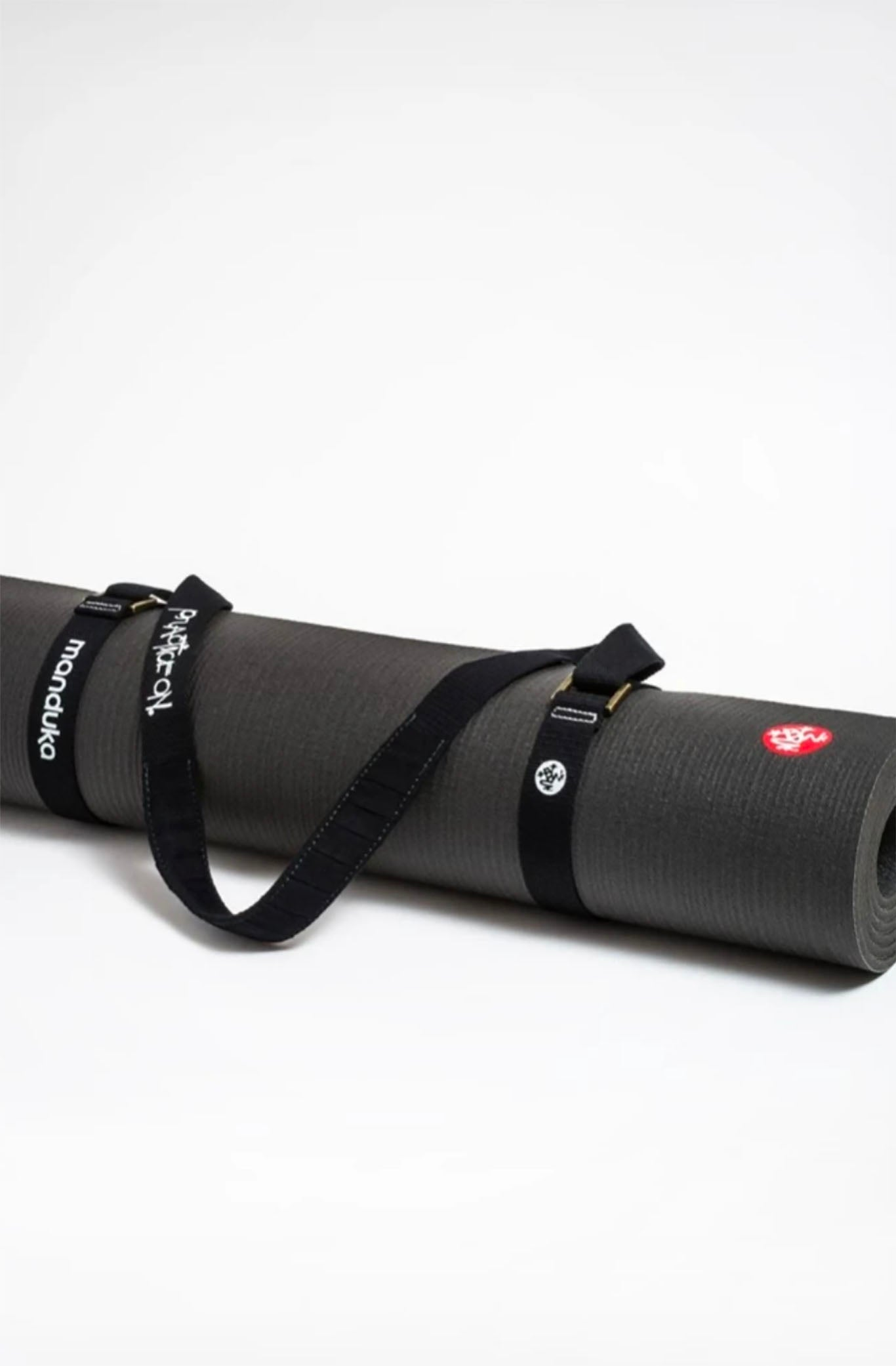 Commuter Mat Carrier 3 - Black - Manduka