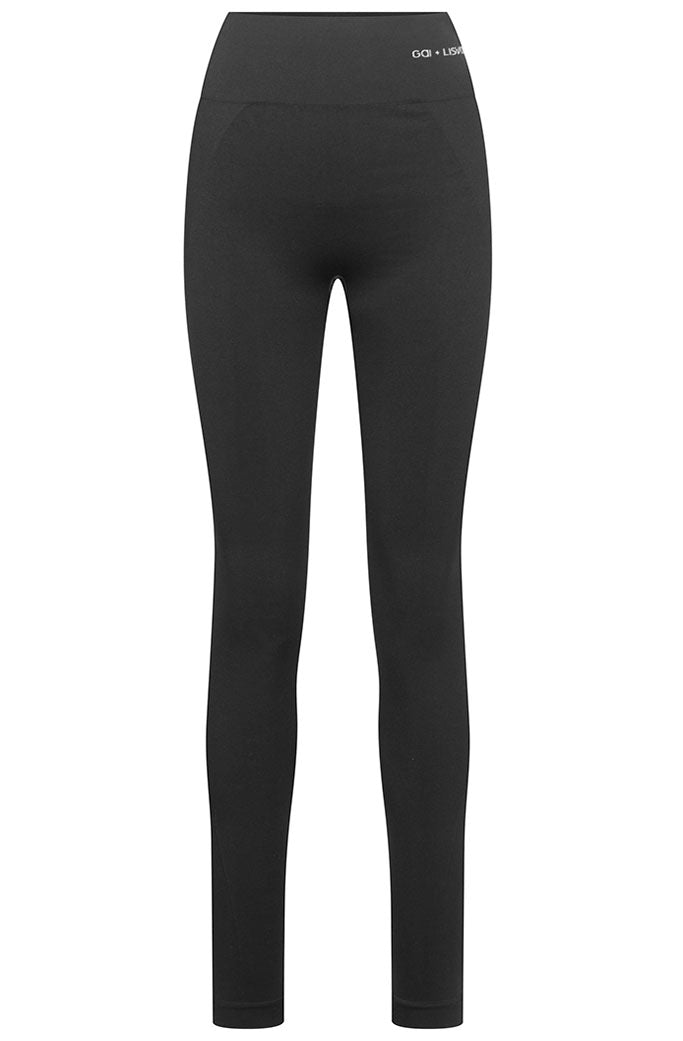 SHANTI LEGGINGS 1 - Dark Charcoal - GAI+LISVA