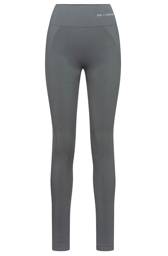 SHANTI LEGGINGS 1 - Petrol Grey - GAI+LISVA