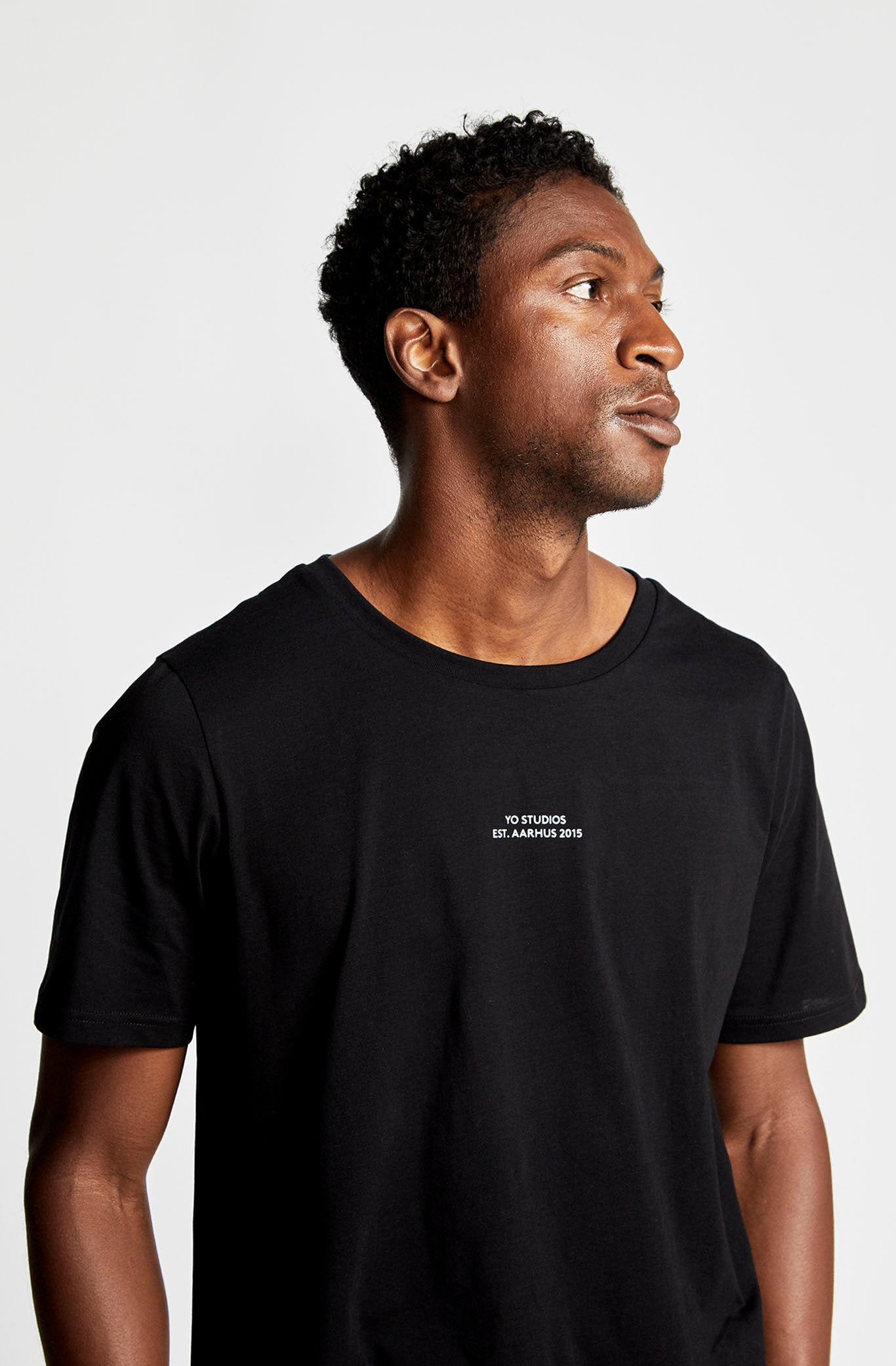JACOB TEE 2 - YO COLLECTION 2.0 - BLACK