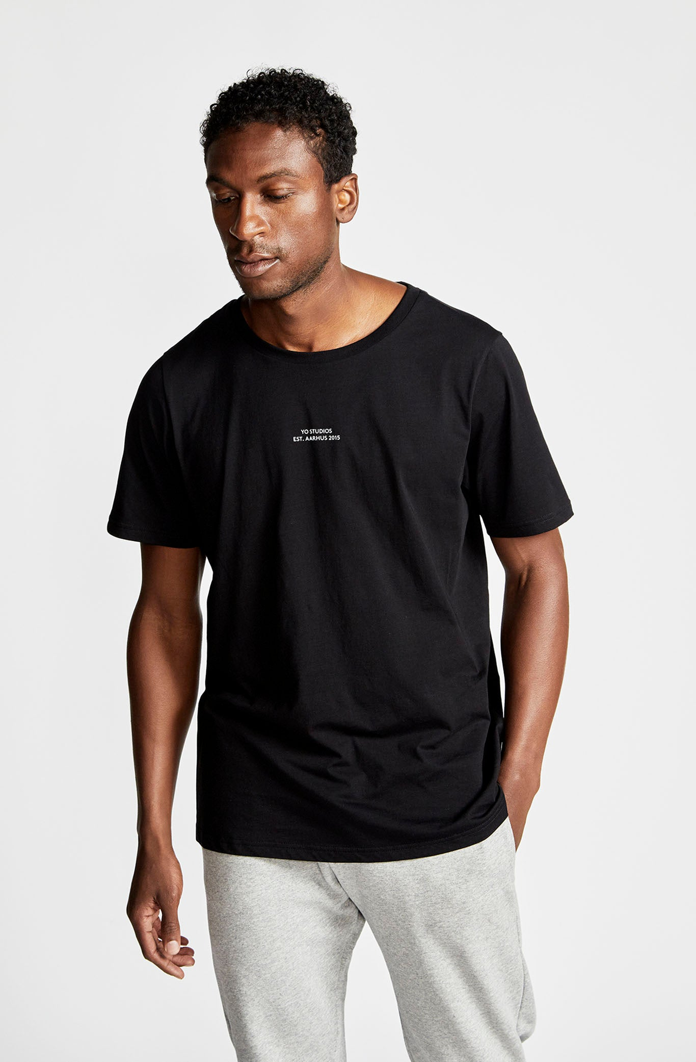 JACOB TEE 1 - YO COLLECTION 2.0 - BLACK