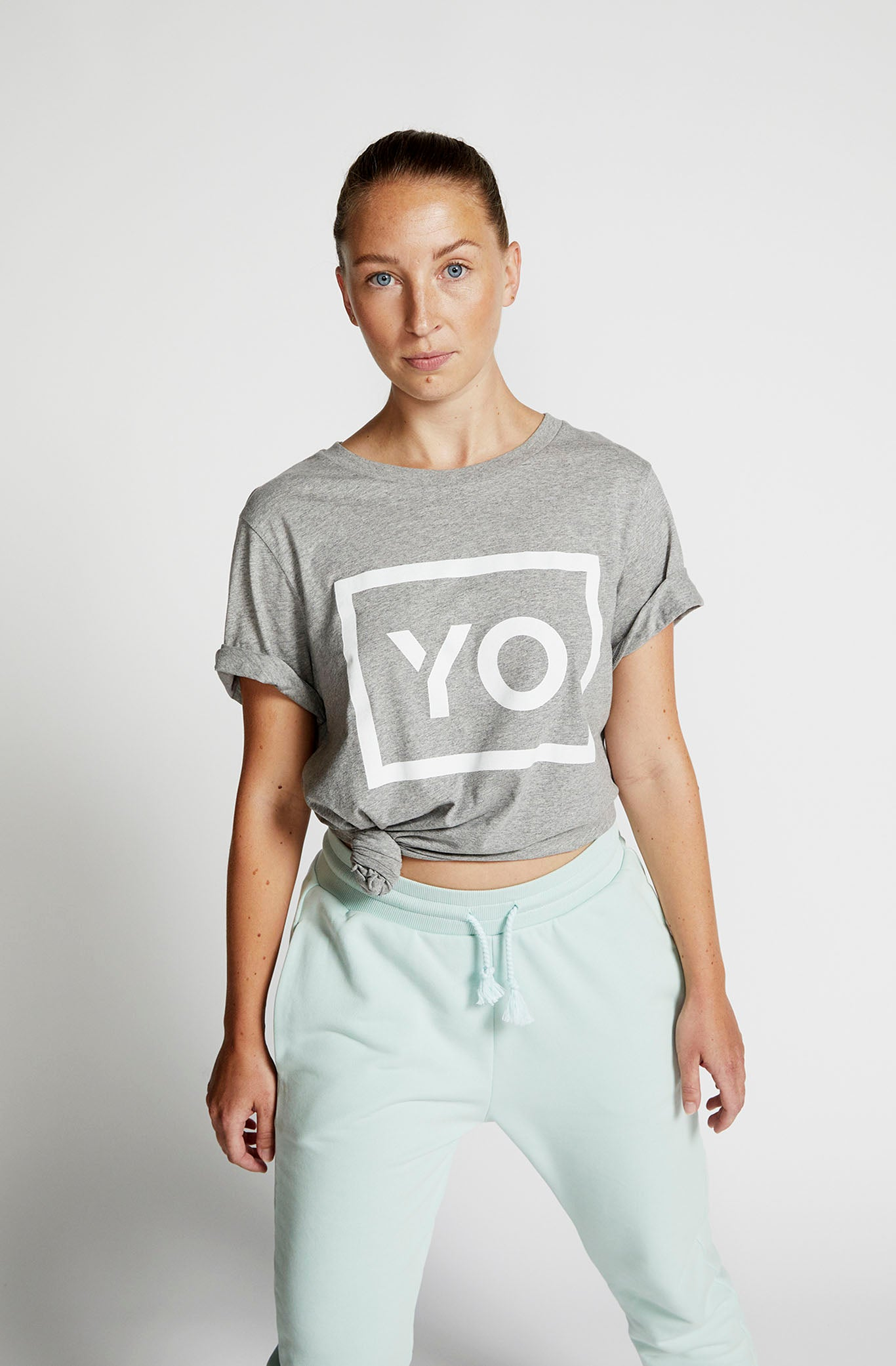 JACOB TEE 2 - YO COLLECTION 2.0 - GREY