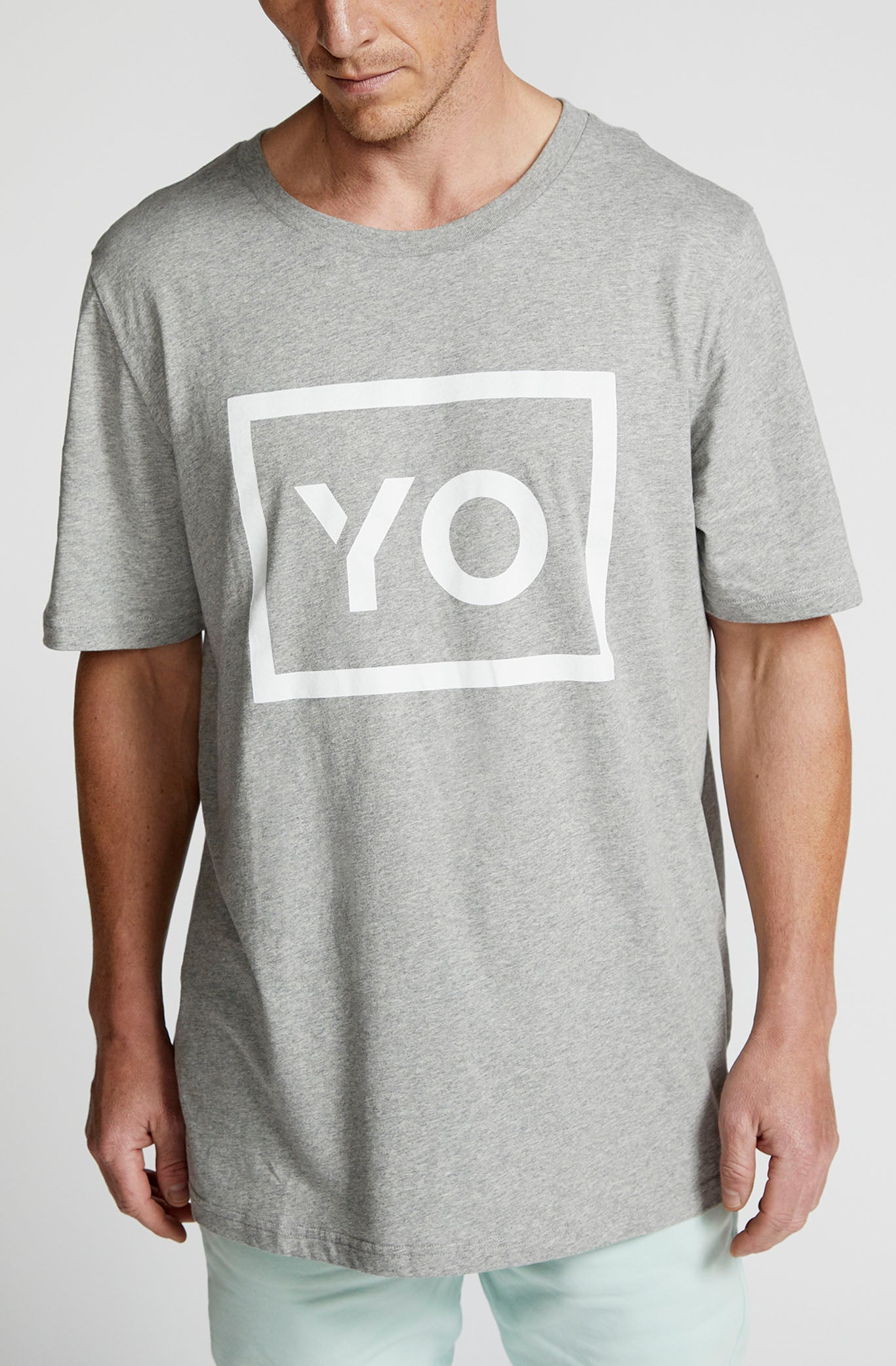 JACOB TEE 4 - YO COLLECTION 2.0 - GREY